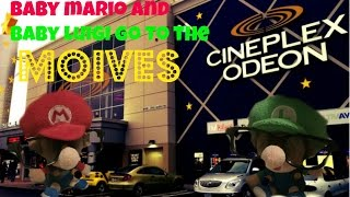 Baby mario and baby luigi go to the movies (SMR short)