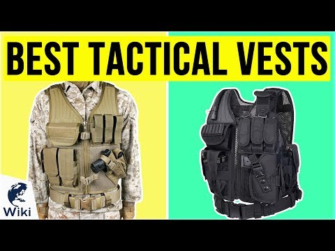10 Best Tactical Vests 2020