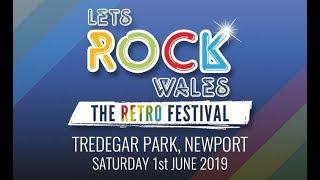 let's rock wales // 80's festival