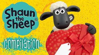 Kasih sayang | Kompilasi | Shaun the Sheep