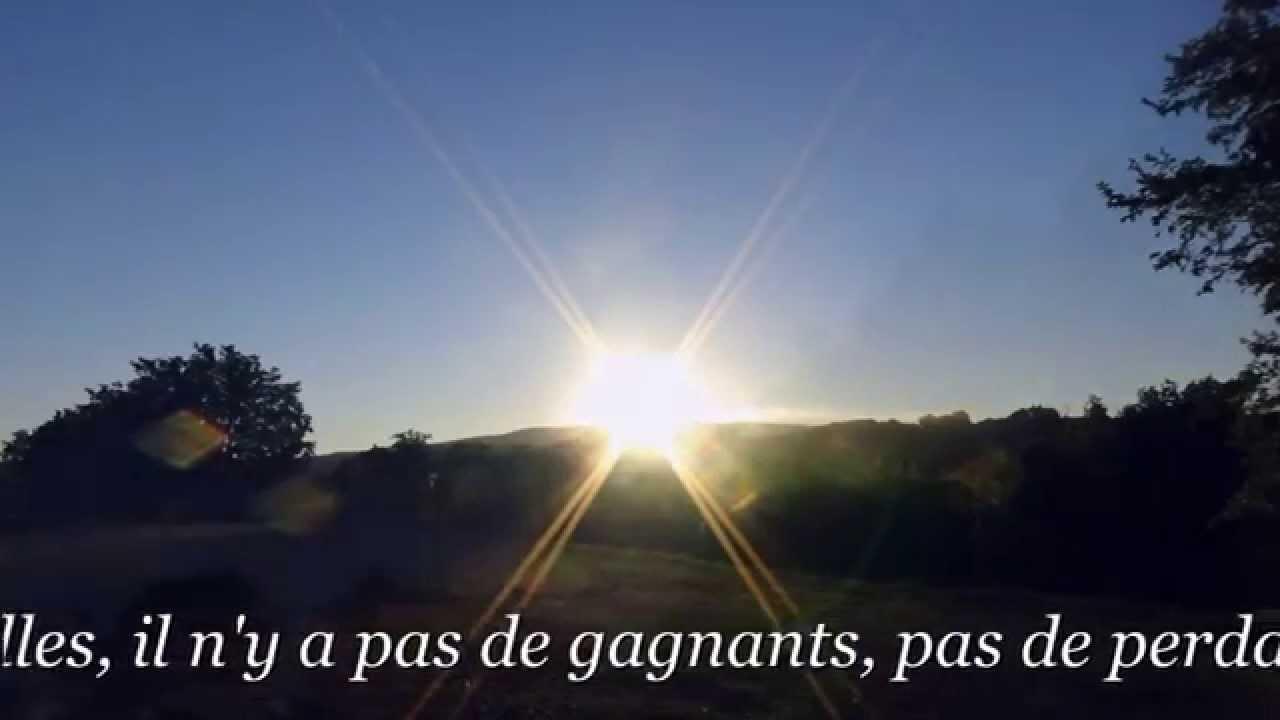 Lever de soleil youtube - Du lever du soleil jusqu a son coucher ...