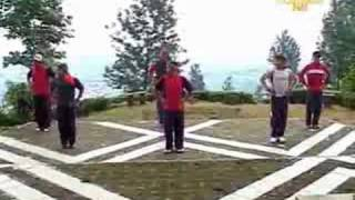 02. Senam PKS Nusantara - Manuk Dadali - Sunda