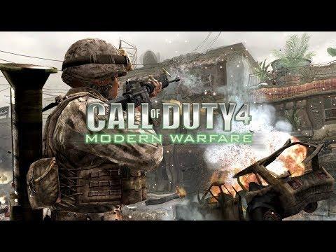 I Am Addicted To COD4 Modern Warfare Again (Xbox One Backward Compatibility)