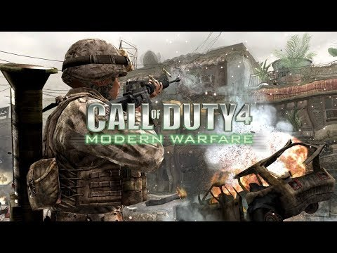 I Am Addicted To COD4 Modern Warfare Again (Xbox One Backward Compatibility)