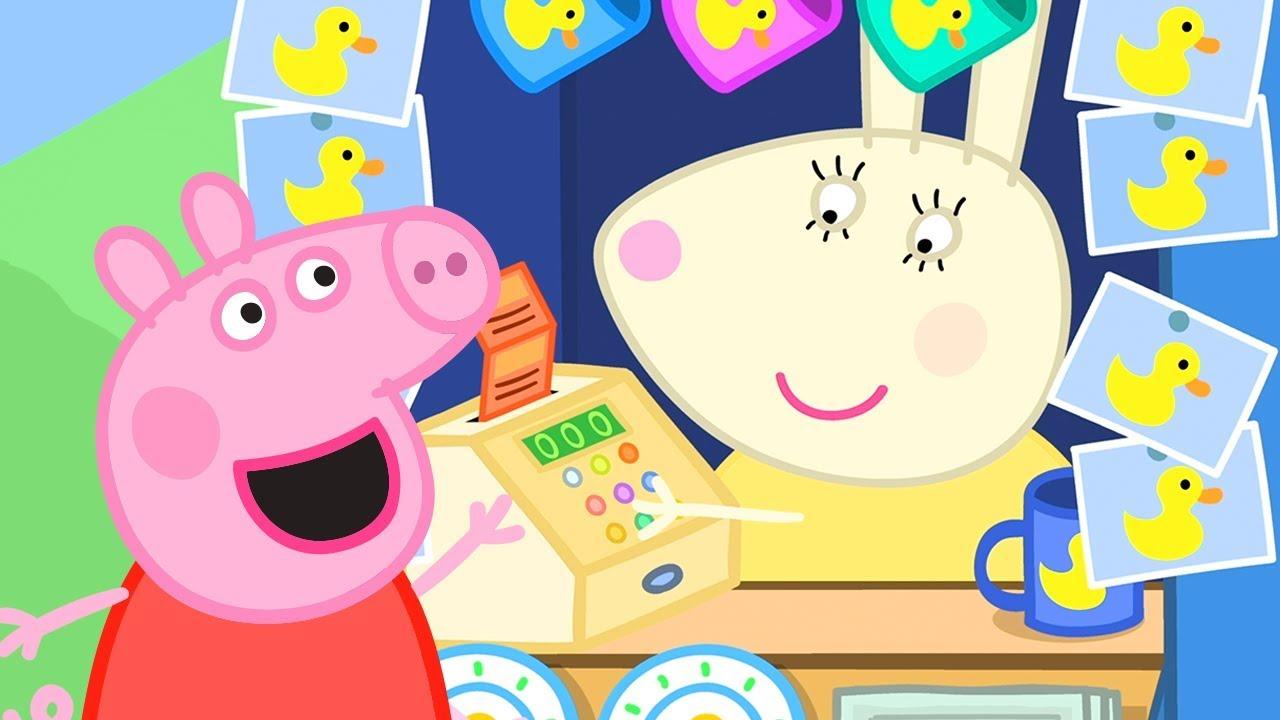 Peppa Pig Português Brasil | ???? O ACAMPAMENTO DE FÉRIAS ❤️ | HD | Desenhos Animados