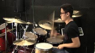 YingKi - Drum Cover (G.E.M. 鄧紫棋 - 喜歡你)
