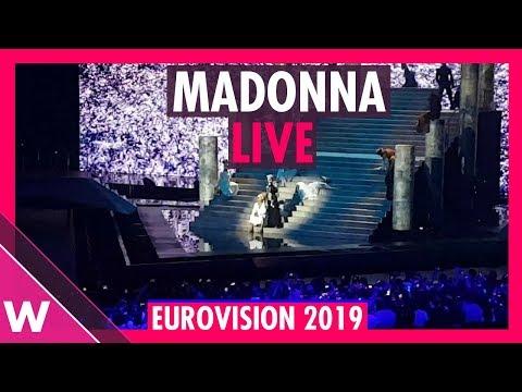 "Madonna ""Like A Prayer/Dark Ballet"" / ""Future"" (feat. Quavo) - Live at Eurovision 2019 Mp3"