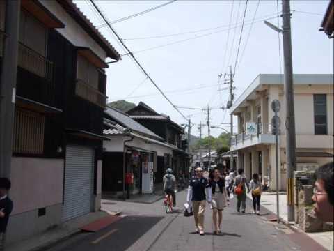 A trip to the Land of Art, Naoshima Island in Seto Inland Sea