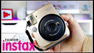 Fuji Instax Mini 70 Review - Better than the Instax 8??