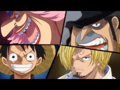 ONE PIECE cap 827 | completo|