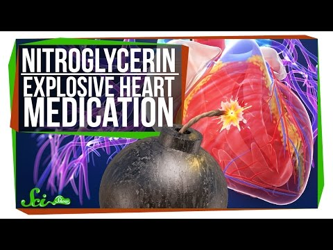 Nitroglycerin: Explosive Heart Medication