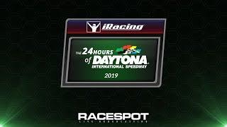 iRacing 24 Hours of Daytona | Part 1 | Hours 1-6