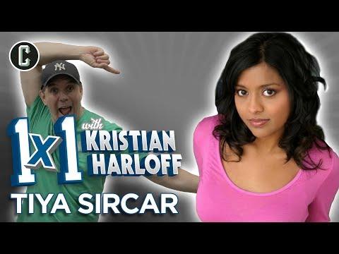 Actress Tiya Sircar , 1x1 W KRISTIAN HARLOFF