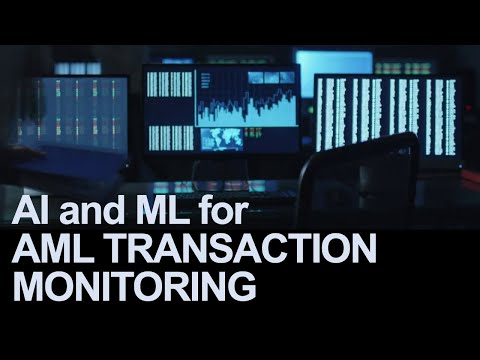 Innovative Uses Of AI And Machine Learning For AML Transaction Monitoring