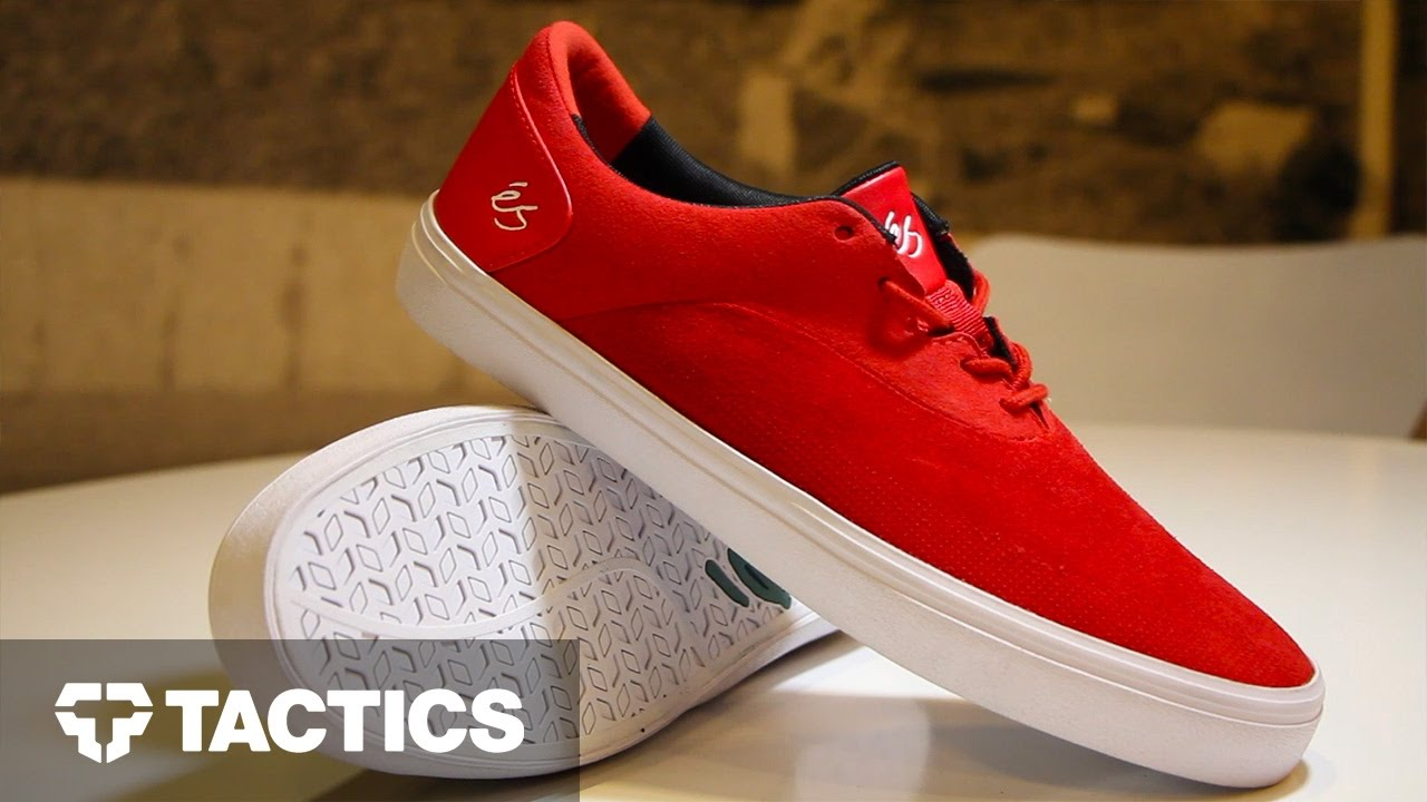 Skate shoes 2017 - Es Arc Skate Shoes Review With Kelly Hart Don Brown Spring 2017 Tactics Com