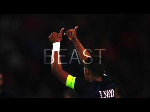 Thiago Silva - The BEAST - PSG - Defending skills - 2015/16 - HD