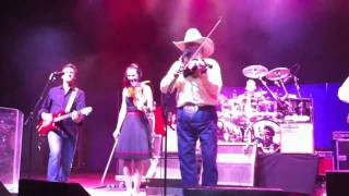 Charlie Daniels and Dani Jaye - Devil Went Down To Georgia