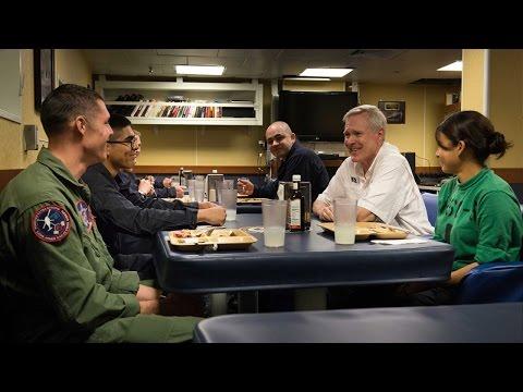 USNS Richard Byrd Rescues Yemeni Sailors; SECNAV Visits USS Independence During RIMPAC 2014 (HL29)