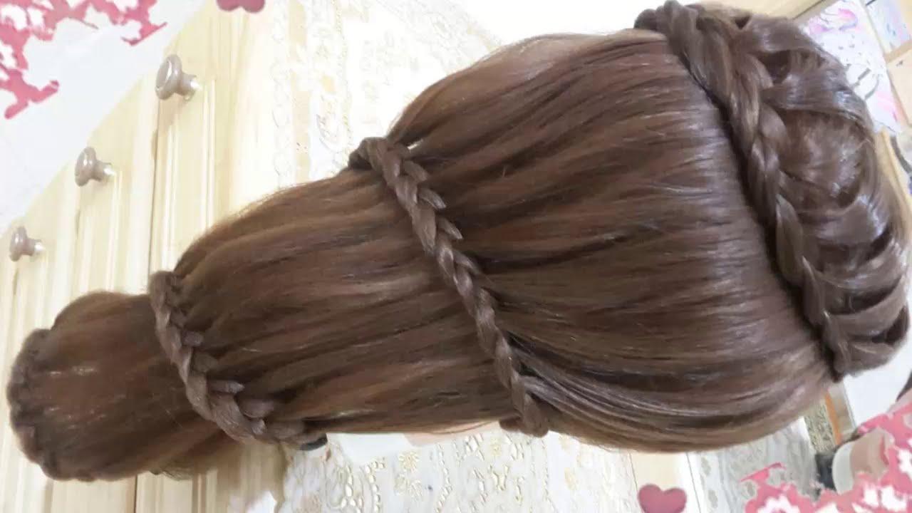 Peinados De Lado Faciles Para Cabello Largo Bonitos Y
