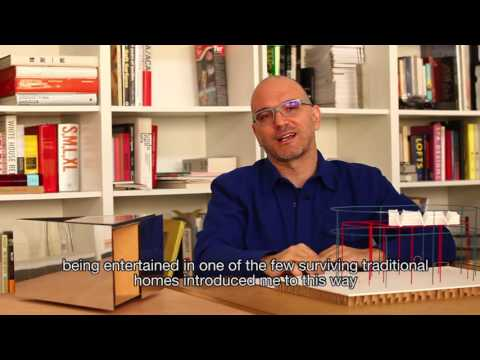 "ROOMS. Novel living concepts - ""D1"" by Francesco Librizzi"