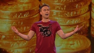 The REAL reason we are out of recession - Russell Howard