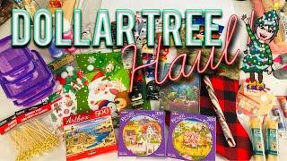 DOLLAR TREE HAUL | LAST MINUTE STOCKING STUFFER IDEAS | Country Girl