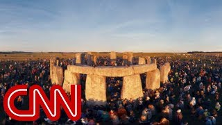 Celebrate the summer solstice at Stonehenge - 360 Video