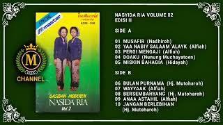 Download Lagu NASYIDA RIA VOLUME 02 EDISI II (FULL ALBUM) mp3
