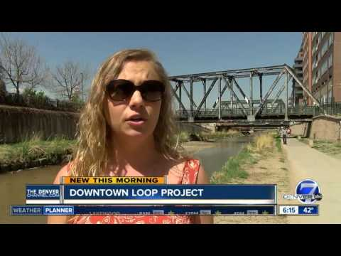 Downtown Loop aims to support shared urban route through Denver