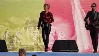 Глюкоза Танцуй,Россия! День России ВВЦ @GlukoZa_Ionova