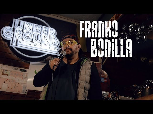Underground Stand-Up : Cap 02 - Franko Bonilla