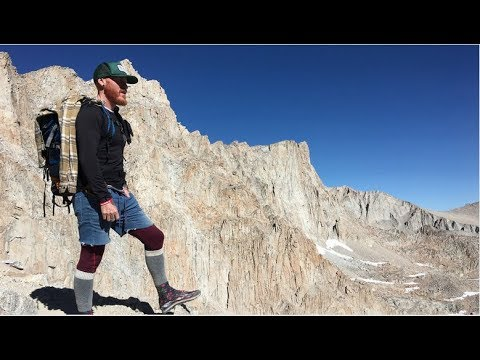 Climbing Mt. Whitney in ONE DAY / Our Story