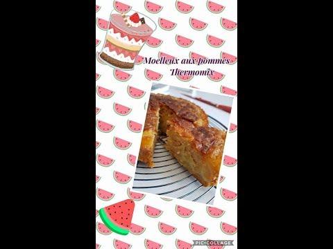 recette-moelleux-aux-pommes-thermomix