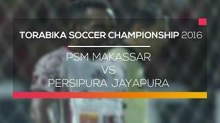Video Gol Pertandingan PSM Makasar vs Persipura