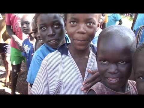 Uganda Sudan Refugee Camps