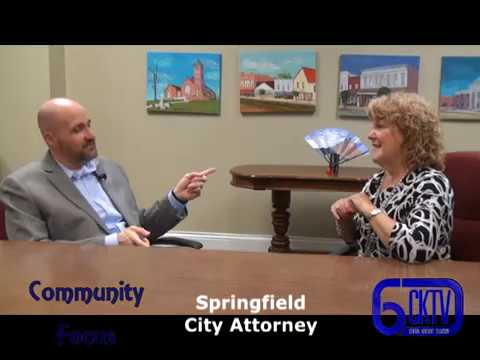 Springfield's City Attorney on Community Focus on Washington County