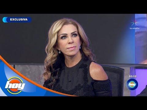 'Mi hija siempre está en mi corazón', Rocío Sánchez Azuara | Hoy