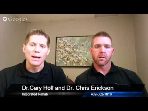 Integrated Rehab;  Dr. Chris Erickson, Dr. Cary Holl; Interview Experience