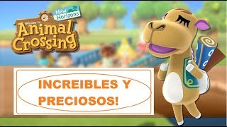 TOP 10 DISEÑOS MAS IMPRESIONANTES DE ALCATIFA PARA DECORAR LA CASA! ANIMAL CROSSING NEW HORIZONS
