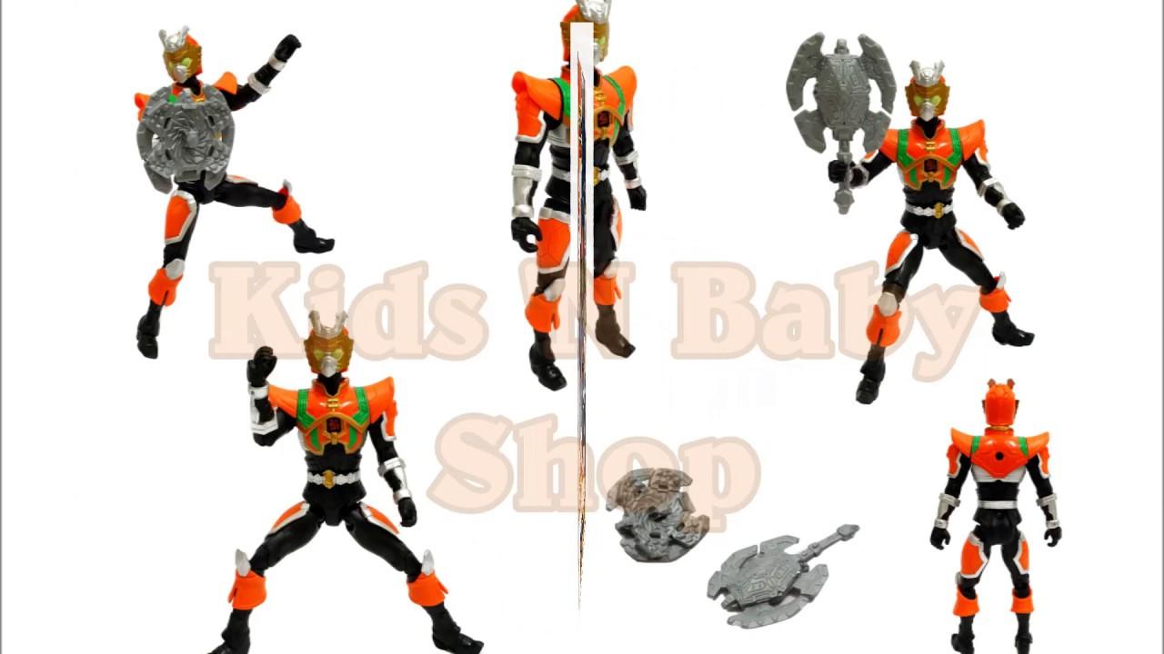 Legend Hero Jangbi Deluxe Action Figure