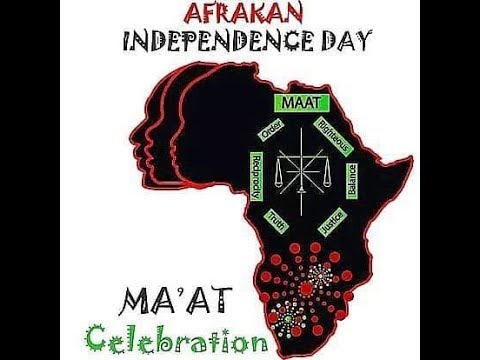 SA ROC Afrakan Independence Maat Clebration 2019