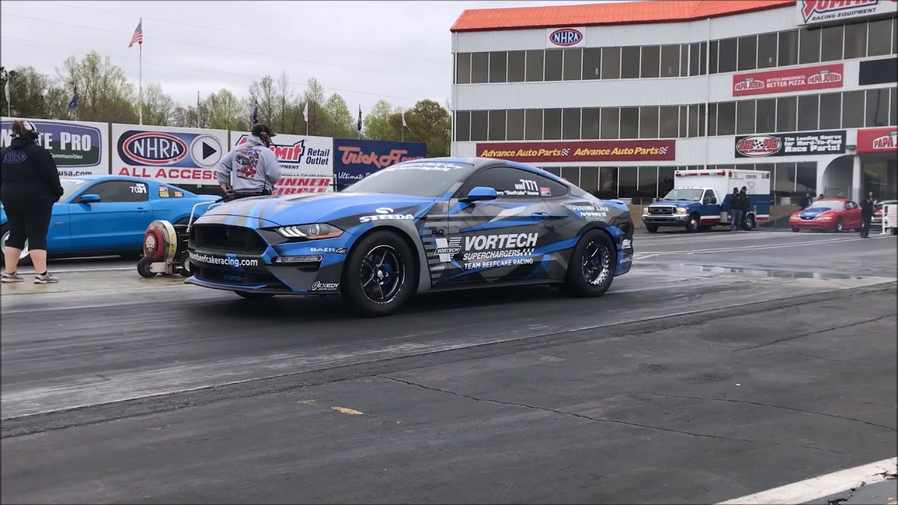 Quickest 2018 Mustang GT On the Planet - Team Beefcake Racing