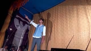 Stage performance of mr Kundan Kumar 2016
