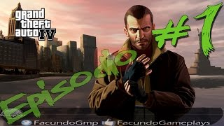 GTA IV Episodio #1! COMENTADA | HD
