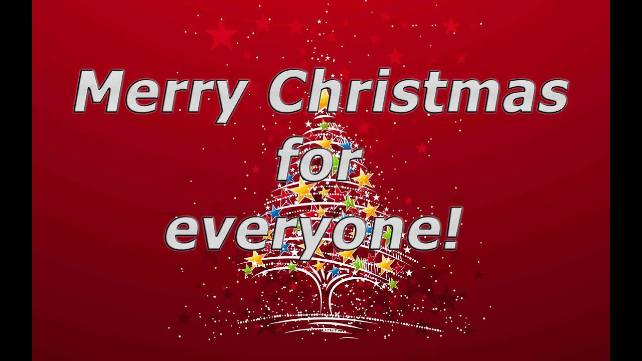 Das Wort zum neuen Jahr   Merry Christmas 2015! - YouTube