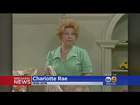 Charlotte Rae, TV's Beloved Mrs. Garrett On 'Facts Of Life,' Dead At 92
