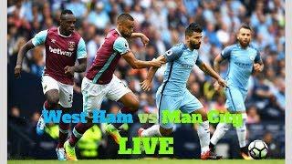 West Ham United vs Man City Full Match | West Ham United vs Man City  | West Ham 1-4 Man City