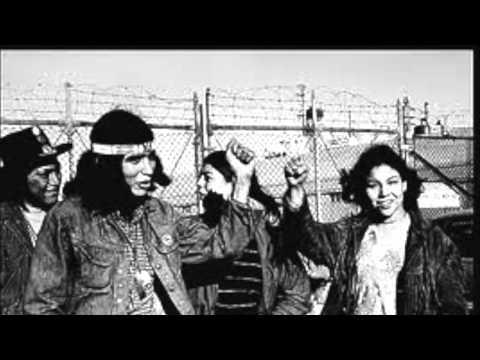 Native American Civil Rights Timeline