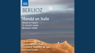 Roman Carnaval, Op. 9, H. 95: Le carnaval romain, Op. 9