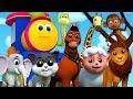 El Sonido de los Animales   Bob el tren   aprende los animales   Animal Sound Song   Kids TV Español